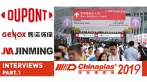 Issue154 - What's news in China? CHINAPLAS Interviews Part.1