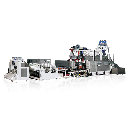 P.P. Sheet Extrusion Line