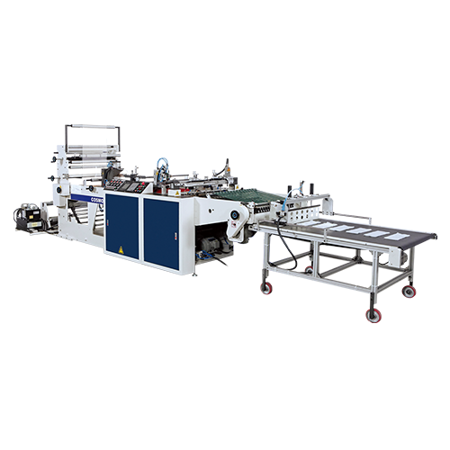 Side Sealing & Bottom Seal Bag Making Machine For LDPE , HDPE , PP, OPP, BOPP & CPP Film / SHTB-28