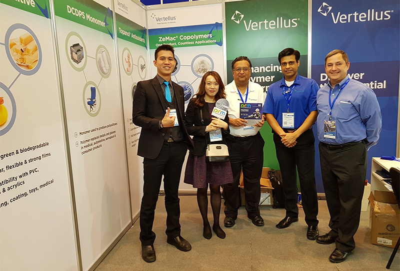 Interview with Vertellus